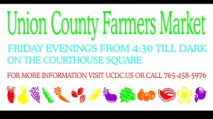 Union County Farmers Market  @ Union County Courthouse | Liberty | Indiana | United States