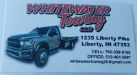 Whitewater Towing