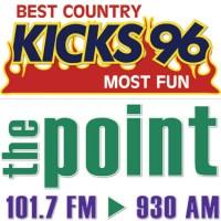 Kicks 96 / 101.7 The Point