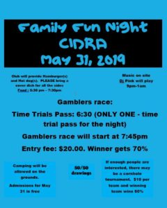 Family Fun Night at C.I.D.R.A. @ Union County Speedway   Liberty   Indiana   United States
