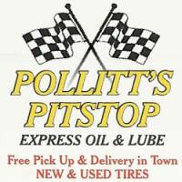 Pollitt's Pit Stop